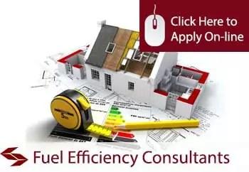 fuel efficiency consultants public liability insurance