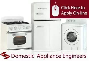 domestic appliance maintenance engineers public liability insurance