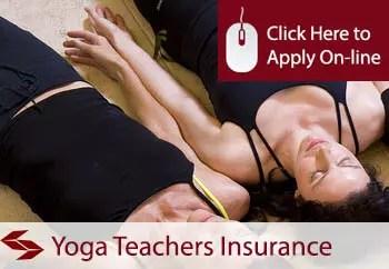 yoga teachers public liability insurance
