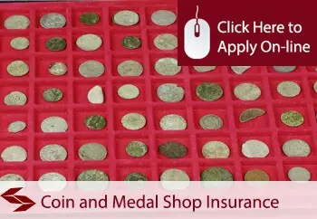 coin and medal shop insurance in Ireland