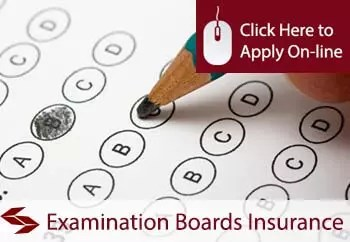 examination boards liability insurance