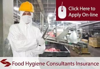 food hygiene consultants public liability insurance