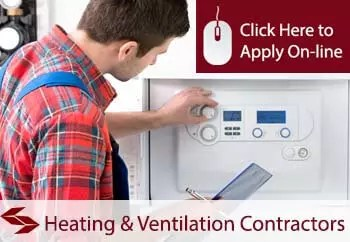 heating and ventilation contractors public liability insurance