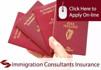 immigration consultants public liability insurance