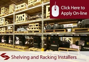 shelving and racking fitters public liability insurance