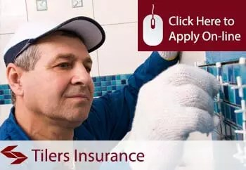 ceiling or wall tilers public liability insurance