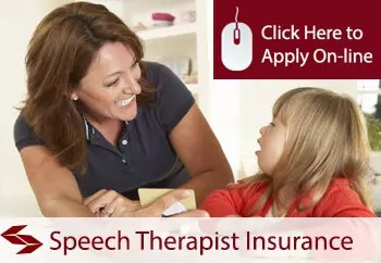 speech therapists public liability insurance
