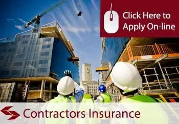contractors liability insurance