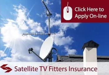 satellite TV fitters public liability insurance