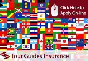 tour guides public liability insurance