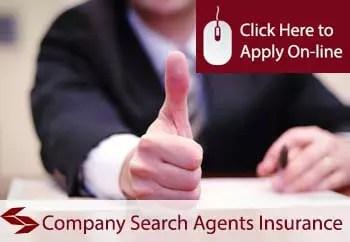 company search agents public liability insurance