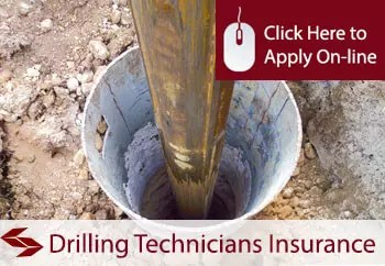 drilling technicians public liability insurance