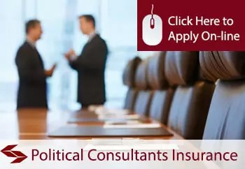political consultants public liability insurance