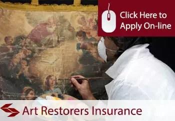art restorers public liability insurance