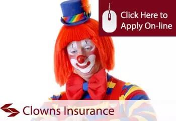 clowns liability insurance