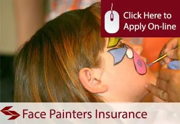 face painters public liability insurance