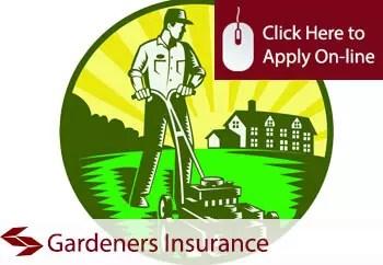 gardeners public liability insurance