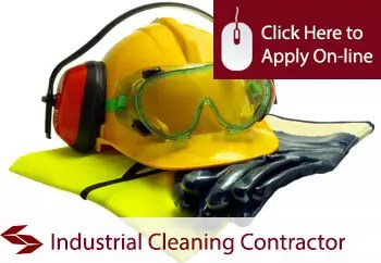 industrial cleaning contractors public liability insurance