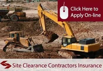 site clearance contractors public liability insurance