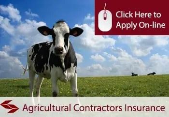 agricultural contractors public liability insurance