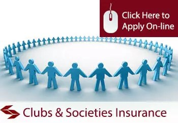 clubs and societies liability insurance