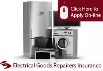 electrical goods repairers liability insurance