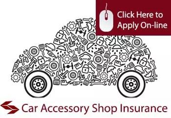car accessory shop insurance in Ireland
