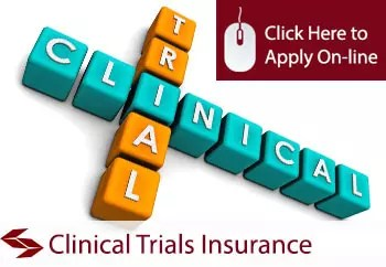 clinical trial providers public liability insurance