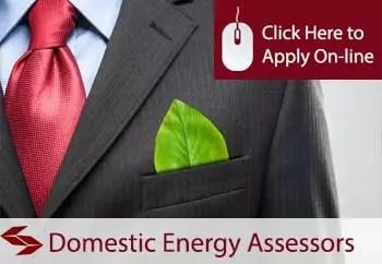 domestic energy assessors liability insurance