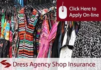 dress agency shop insurance in Ireland