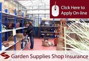 garden supplies shop insurance in Ireland