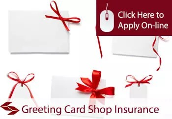 greeting card shop insurance in Ireland