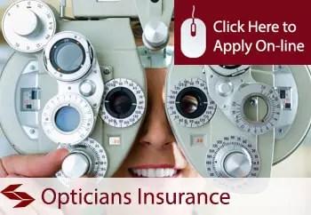 opticians liability insurance
