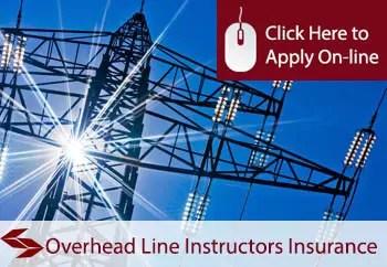 overhead line instructors public liability insurance
