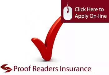 proof readers liability insurance