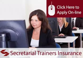 secretarial trainers public liability insurance