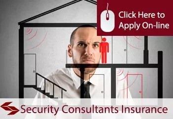 security consultants professional indemnity insurance