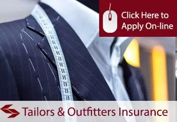tailors and outfitters public liability insurance