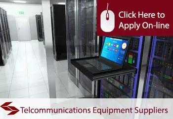 telecommunication equipment suppliers public liability insurance