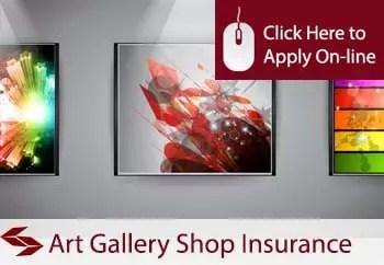 art gallery shop insurance in Ireland