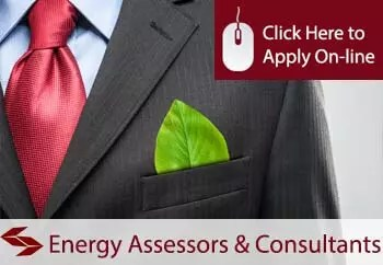 energy assessor and consultants liability insurance