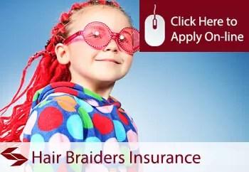 hair braiders public liability insurance
