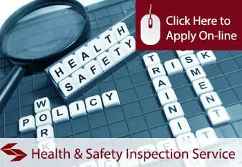 health and safety inspection services public liability insurance