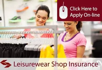 leisurewear shop insurance in Ireland