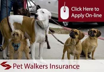 pet walkers liability insurance