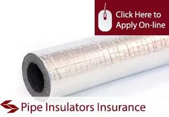 pipe insulators liability insurance