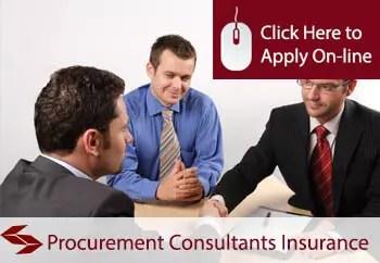 procurement consultants liability insurance