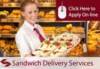 sandwich delivery services public liability insurance