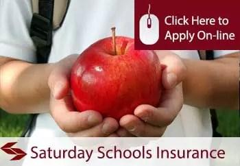 saturday schools public liability insurance