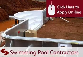 swimming pool  contractors liability insurance